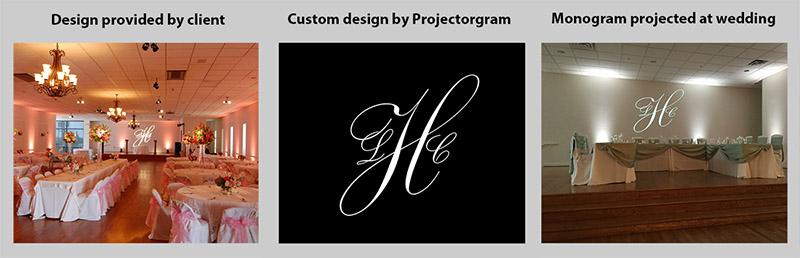 Projectorgram Custom Design Example 2